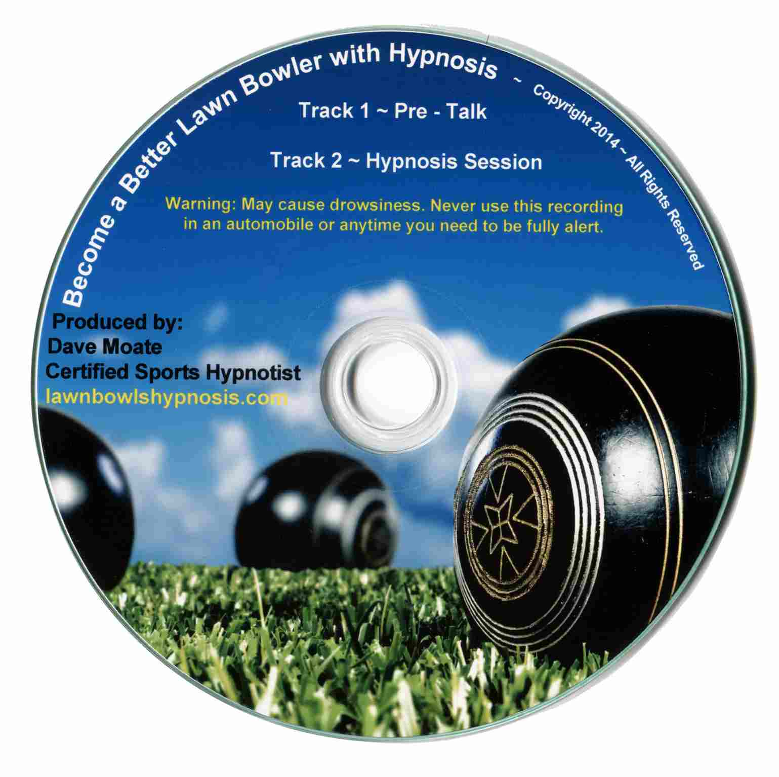 Details about THE BEST COACHING LAWN BOWLING HYPNOSIS CD AVAILABLE + BONUS  SET OF COASTERS